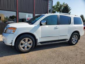 2010 Nissan Armada Powell WY 601 - Photo #1